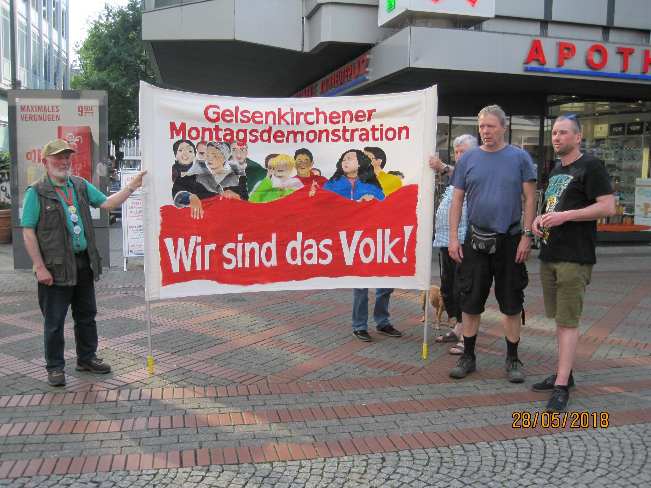 demonstrationen termine berlin